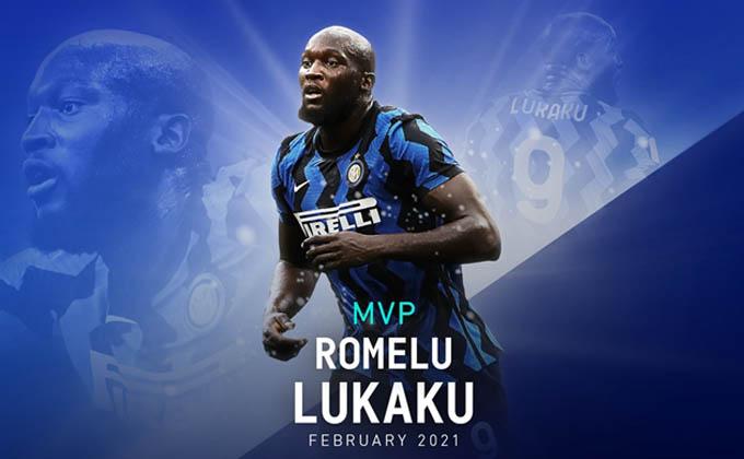 Lukaku đang là trụ cột của Inter