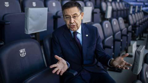 Chủ tịch Barca, nghề nguy hiểm!
