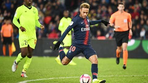 PSG dở nhất Ligue 1 ở các tình huống cố định