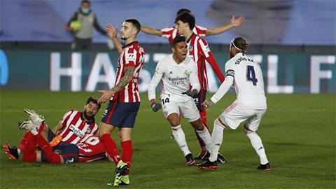 Barca có nên ủng hộ Real ở trận derby Madrid?