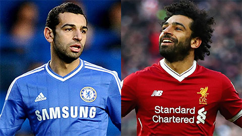Salah: Từ hàng thải Chelsea đến ngôi sao cứu cánh của...