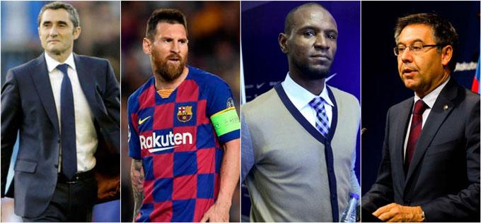 Messi thường xuyên vướng phải những xung đột với HLV và BLĐ Barca những năm gần đây