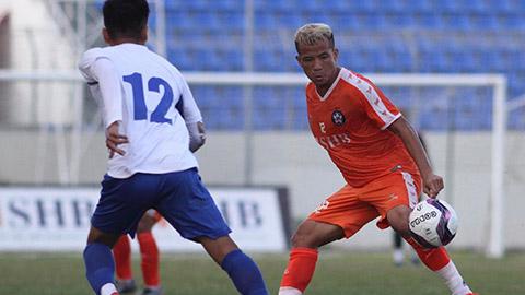 Tuyển thủ U22 QG trẻ nhất ghi bàn, Đà Nẵng thắng hủy diệt Huế