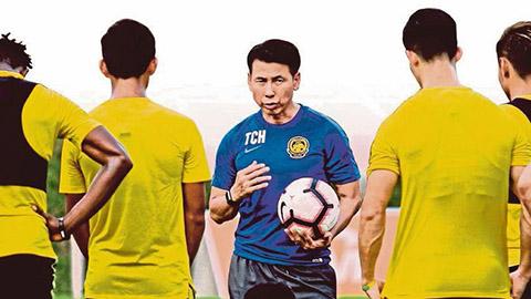 Malaysia lên kế hoạch quyết chiến với Đội tuyển Việt Nam ở vòng loại World Cup 2022