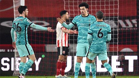 Những giải pháp có thể giúp Liverpool cứu vãn mùa giải