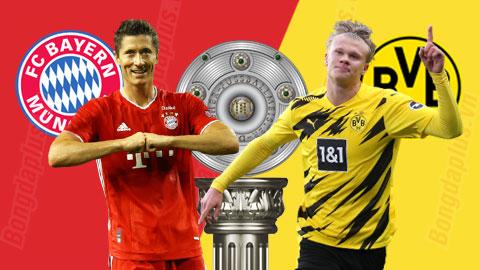 Nhận định bóng đá Bayern vs Dortmund, 00h30 ngày 07/03: Đẳng cấp của Hùm xám