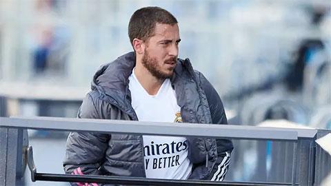 Lộ tiền lương điên rồ Real trả cho 'bom xịt' Hazard