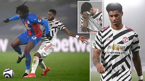 Điểm nhấn Palace vs MU: Fernandes lại mất hút, Quỷ đỏ thành 'vua hòa 0-0'