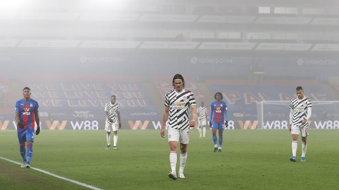 Man United đã có tới 6 trận hòa 0-0 ở Premier League mùa này
