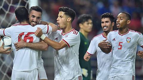 'UAE đáp ứng mọi điều kiện của AFC' để đăng cai vòng loại World Cup 2022 bảng G