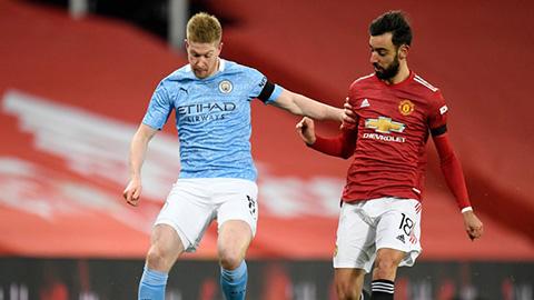 Dự đoán kết quả vòng 27 Ngoại hạng Anh: MU chặn đà thắng của Man City?