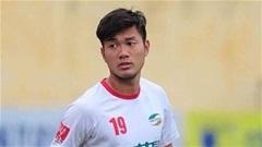 Trung phong từng được xem triển vọng nhất U19 Việt Nam rời Viettel