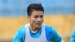 Mật độ thi đấu nghẹt thở thách thức Quang Hải, Hùng Dũng