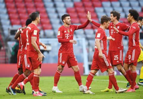 Bayern sẽ dễ dàng đánh bại Dortmund