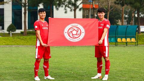 CLB Viettel chính thức có logo mới