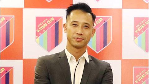"""Cựu trung vệ Vũ Như Thành: """"Tôi sẽ chắt chiu từng cơ hội trên cương vị HLV"""""""