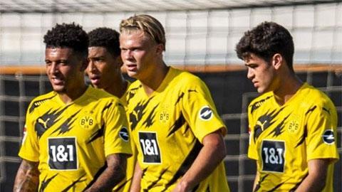 Dortmund mất 3 trụ cột ở trận đại chiến với Bayern