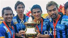Kiatisak muốn HAGL gặp đội mạnh nhất Thái Lan ở AFC Champions League