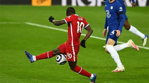 Liverpool sút nhiều thứ hai Ngoại hạng Anh mùa này