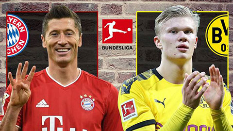 Bayern vs Dortmund: Kinh điển ngược màu