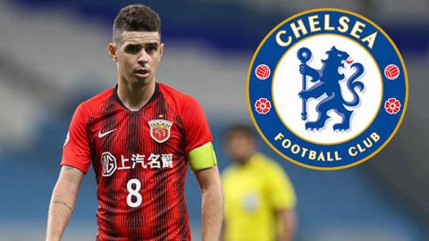 Oscar muốn quay lại Chelsea sau 4 năm 'kiếm tiền' tại Trung Quốc
