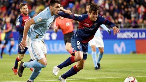 Soi kèo Huesca vs Celta Vigo,20h00 ngày 7/3