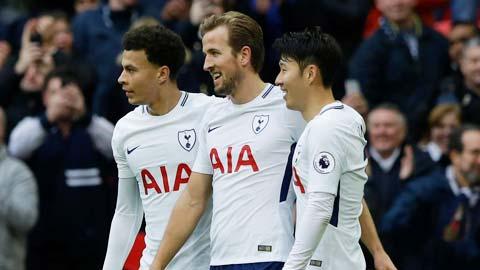 Chờ ''bộ tứ siêu đẳng'' của Tottenham