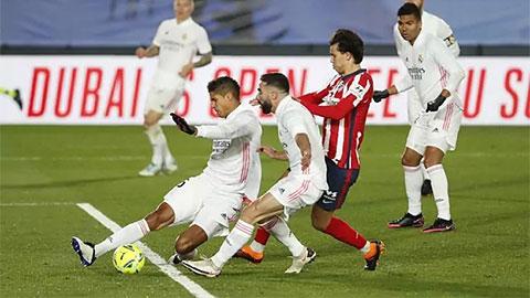 'Lời nguyền 7-3' khiến Atletico run rẩy trước trận derby Madrid