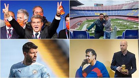 6 thách thức chờ tân chủ tịch Laporta tại Barcelona