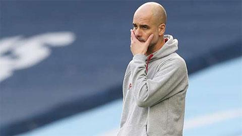HLV Guardiola chỉ ra yếu tố giúp MU thắng trận derby Manchester