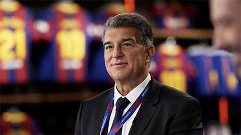 Laporta chiến thắng trong cuộc bầu cử chủ tịch Barca
