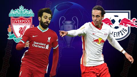 Nhận định bóng đá Liverpool vs Leipzig, 03h00 ngày 11/3: Cú hích từ Champions League