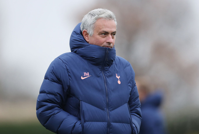 Tottenham của Mourinho ghi bàn chỉ kém mỗi Bayern