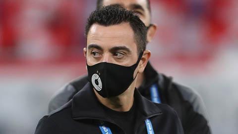 Xavi giành danh hiệu thứ 6 cùng Al Sadd