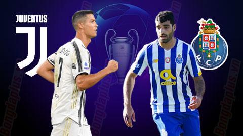 Nhận định bóng đá Juventus vs Porto, 3h00 ngày 10/3: Nước mắt Lão phu nhân