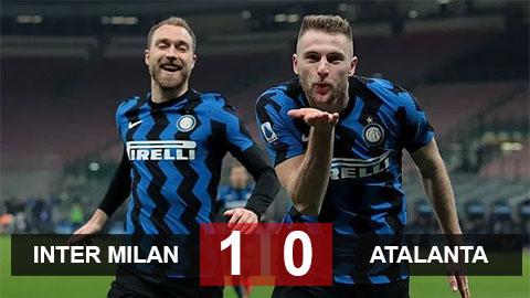 Kết quả Inter 1-0 Atalanta: Nerazzurri thắng trận thứ 5 liên tiếp - mega 645