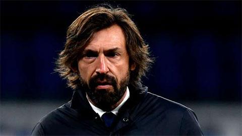 Pirlo nói gì về nguy cơ bị Juventus sa thải?