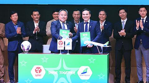 Cúp Quốc gia nhận tài trợ chính của Bamboo Airways năm thứ 3 liên tiếp