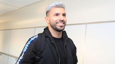 Barca chính thức 'cầu hôn' Aguero
