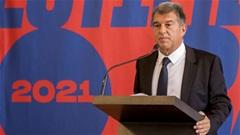 10 thử thách chờ tân chủ tịch Laporta
