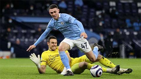 Guardiola: 'Man City giành mọi thứ mà không nhận được sự trợ giúp nào'