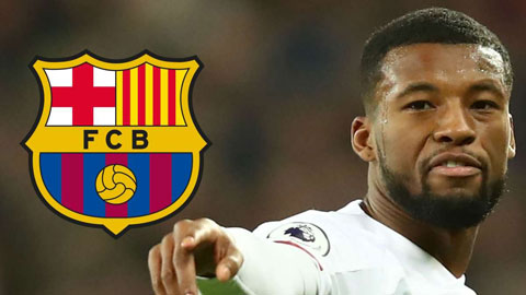 Barca đã soạn sẵn hợp đồng với Wijnaldum của Liverpool