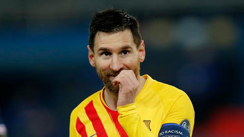 Messi hủy cuộc gặp với PSG