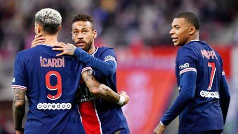 Cầu thủ PSG vẫn bị nợ tiền thưởng mùa trước