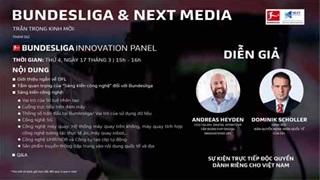 Next Media phối hợp với Bundesliga tổ chức Hội thảo 'Sáng kiến công nghệ'