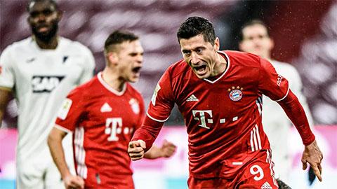Lịch thi đấu bóng đá hôm nay 17/3 Bayern vs Lazio