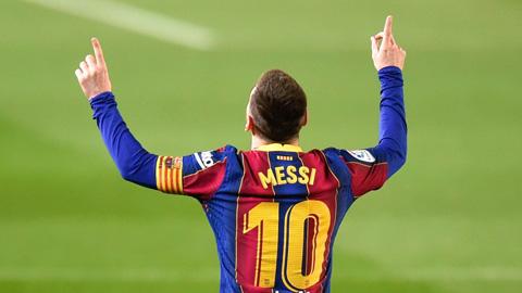 Barcelona: Còn Messi, còn mơ níu áo Hằng Nga