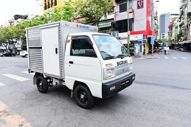 Carry Truck được xem là hướng đi mới trong bối cảnh đại dịch còn diễn biến phức tạp