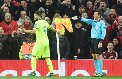 Trong màu áo Atletico, Luis Suarez thậm chí còn lợi hại hơn ngày tung hoành tại Premier League cùng Liverpool