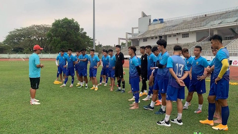 CLB An Giang sẽ lấy sân Kiên Giang làm sân nhà